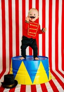 circus foto animatie