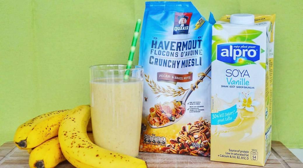 Gezond en snel ontbijt