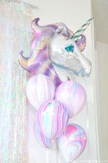 Unicorn tafel decoratie 5