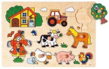 houten legpuzzel