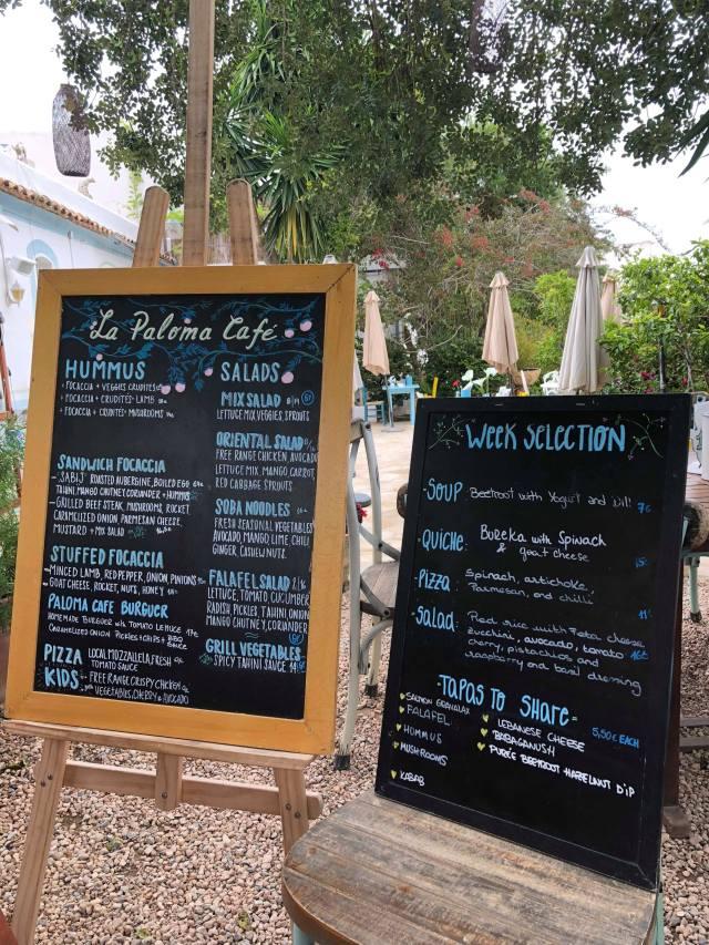 La Paloma Ibiza - Favoriet van Sergio Herman