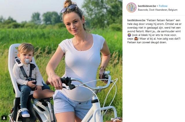 Thule Yepp fietsstoel