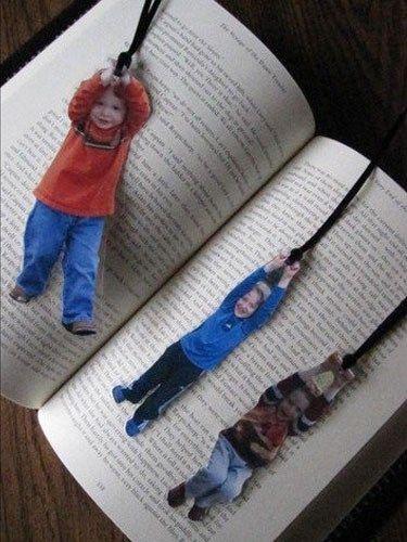 Vaderdag boekenlegger