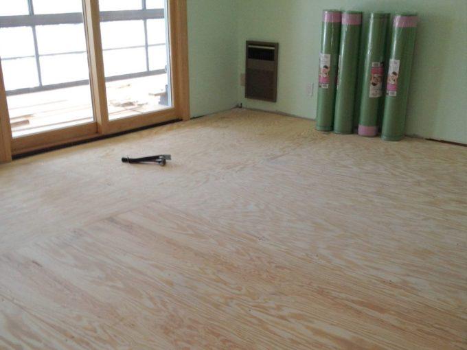 Laminate Flooring Preparation Wikizie