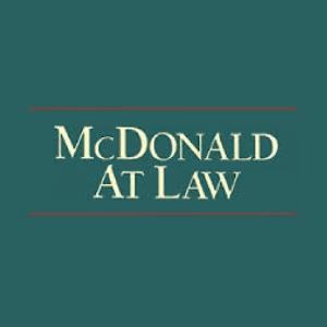 McDonald At Law