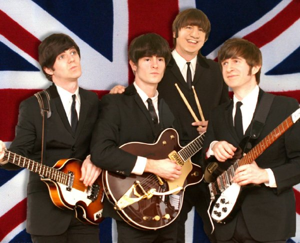 Seattle Beatles Tribute Band 1 Hire Live Bands Music Booking