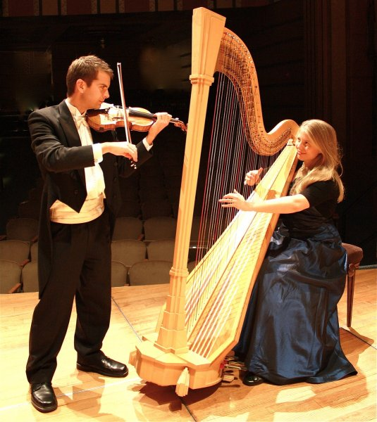 Seattle Harp And Violin Ensemble 1 Hire Live Bands