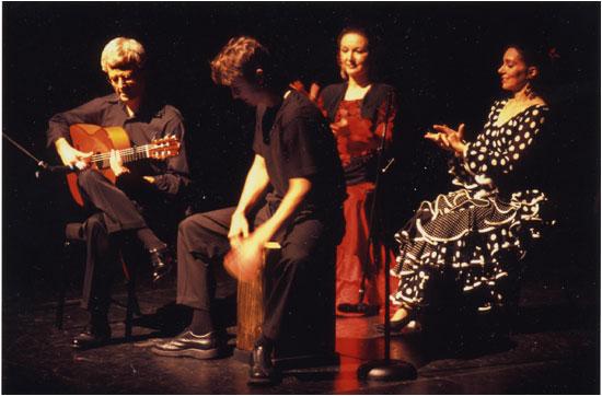 Carmona Flamenco Hire Live Bands Music Booking