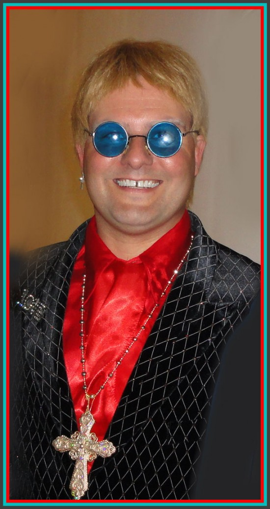 Philadelphia Elton John Impersonator 1 Hire Live Bands