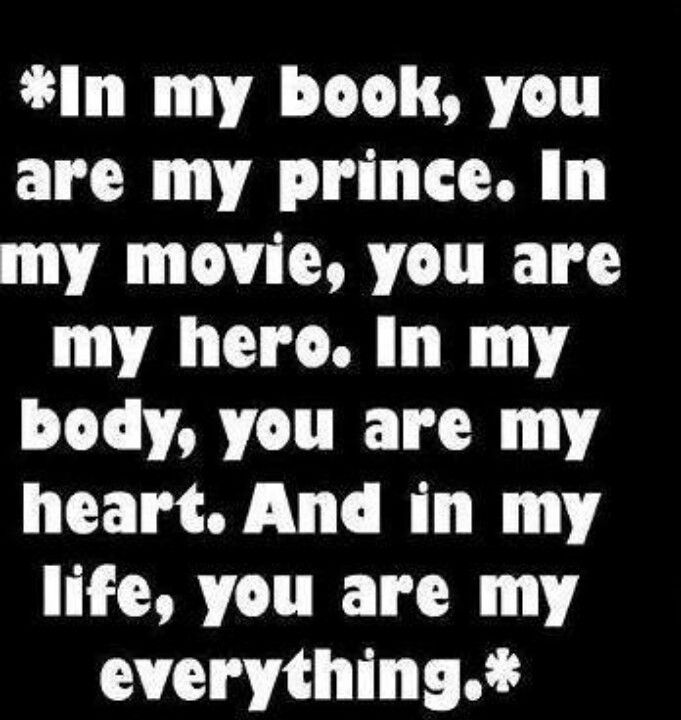 Best Love Quotes In My Life You Are My Everything Galaxies Vibes