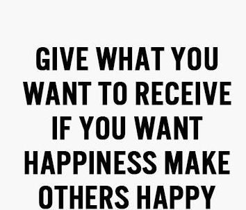 Image result for give what you want to receive