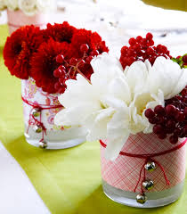 A simple spell with carnations.