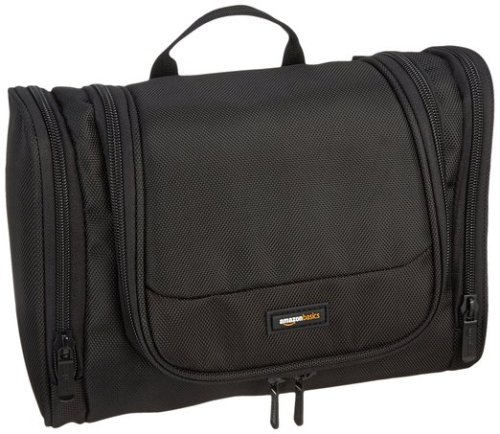 AmazonBasics Hanging Toiletry Kit Review