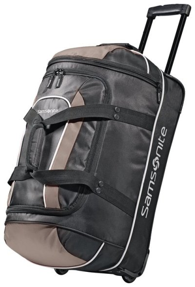 Samsonite Luggage 22 Inch Andante Wheeled Duffel Review