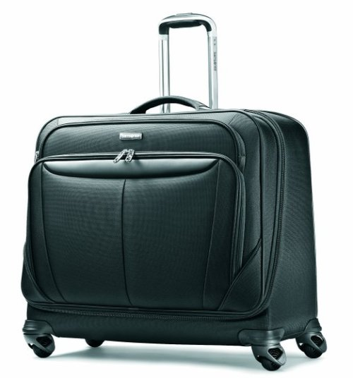 Samsonite Luggage Silhouette Sphere Spinner Garment Bag Review