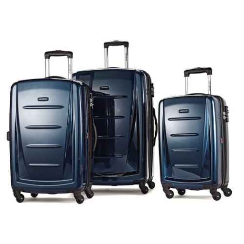 Samsonite Luggage Winfield 2 Fashion HS 3 Piece Set Review