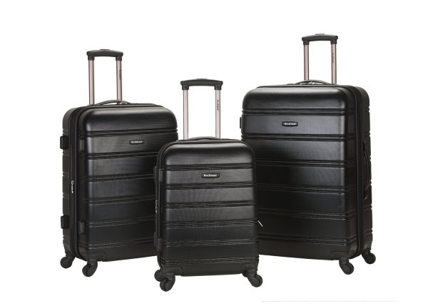 Rockland Luggage Melbourne 3 Piece Set Review