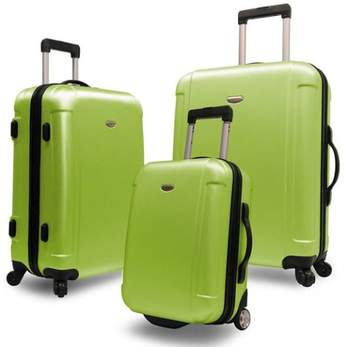 Traveler's Choice Freedom 3 Piece Hard-Shell Luggage Set Review