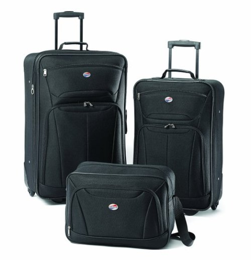 American Tourister Luggage Fieldbrook II 3 Piece Set Review