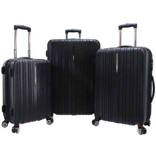 Traveler's Choice Tasmania 3-Piece Luggage Set Review