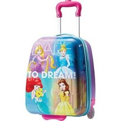"American Tourister Disney Princess 18"" Upright Hardside"