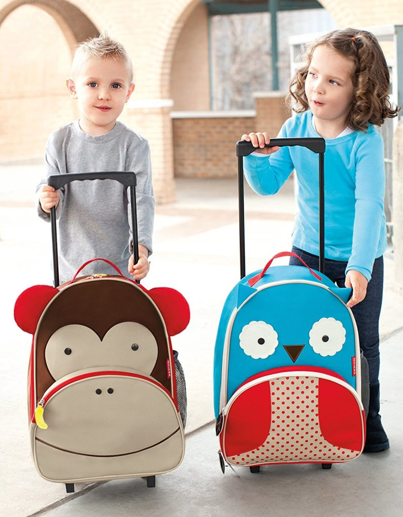 Best Suitcase for Kids