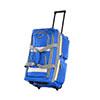 Olympia Luggage 22 8 Pocket Rolling Duffel Bag