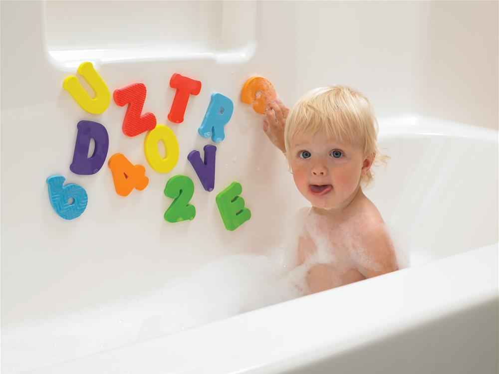 Bath Toys Cleaning
