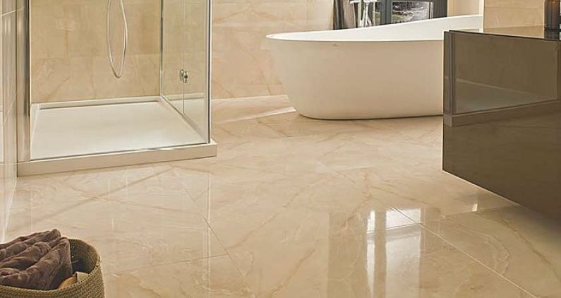 How to Clean Porcelain and Ceramic Tile Floors