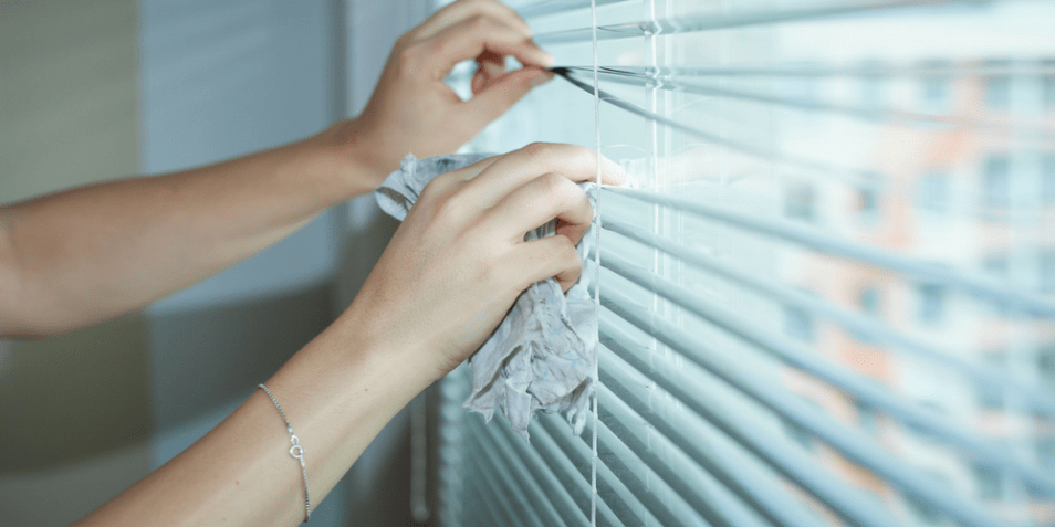 How to Clean and Maintain Your Blinds