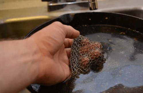 Cleaning and Seasoning Cast Iron Pans