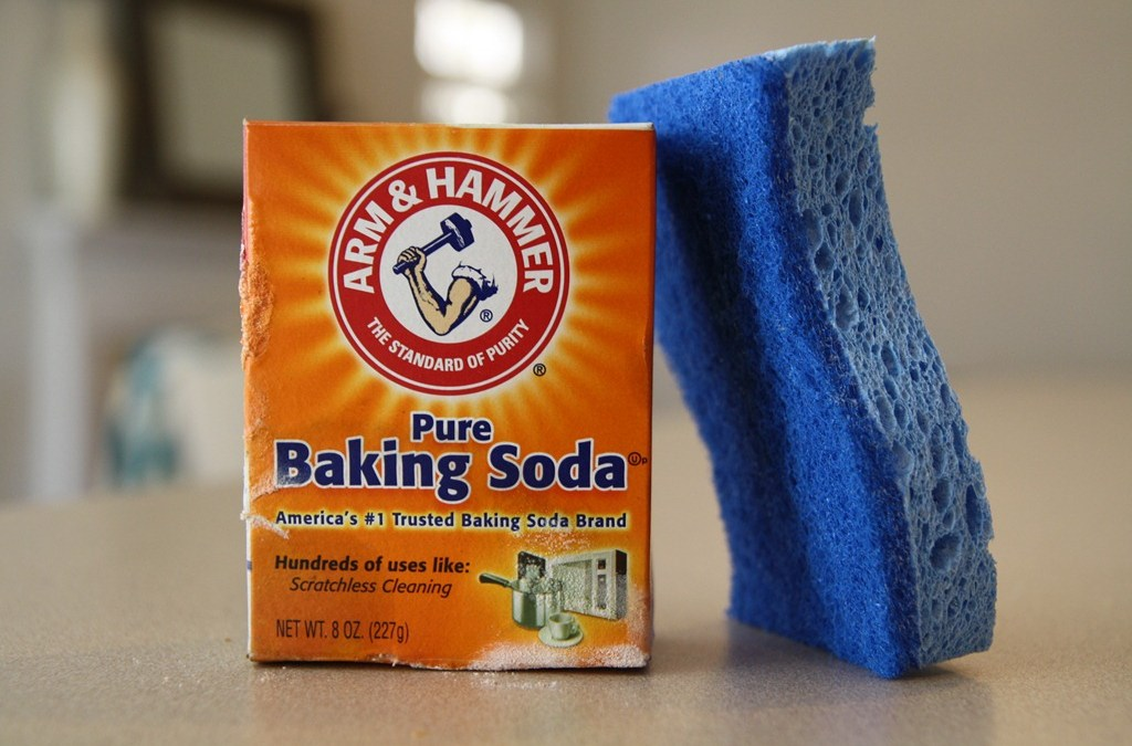 3 Ways To Clean With Baking Soda
