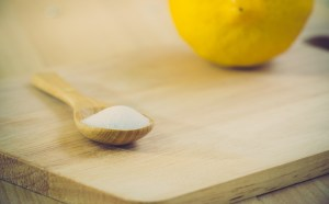 Lemon & Salt to Clean Butcher Block