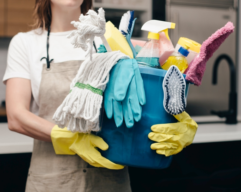 9 Clever Home Cleaning Tips