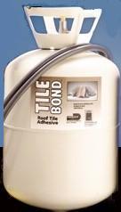 roof tile adhesive foam tile adhesives