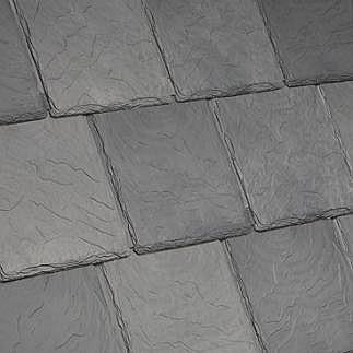 bellaforte synthetic slate roof field tiles villa blend 10
