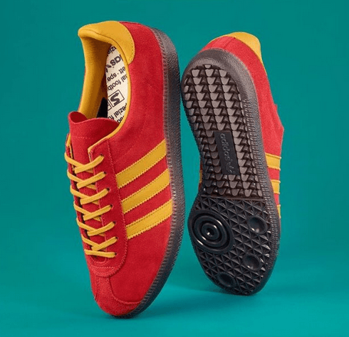 Features of the Adidas Spiritus SPZL Shoes for Men; a View from Afar