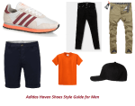 Adidas Haven Shoes Style Guide for Men