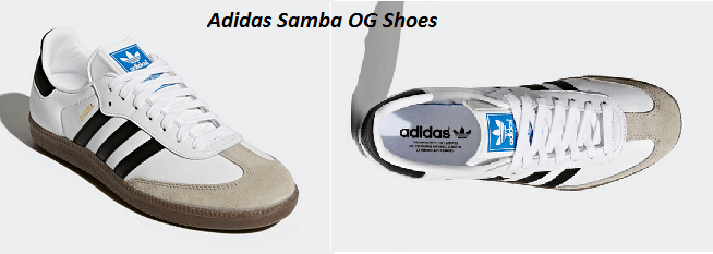 Adidas Samba OG Shoes; key Features and Benefits
