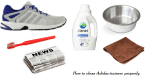 How to Clean Adidas Trainers Properly