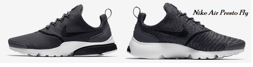 Key Features and Benefits of Nike Air Presto Fly Sneakers
