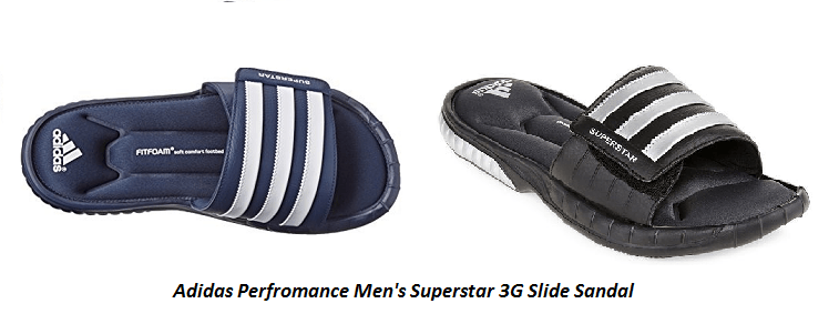 Key Features and Benefits of Adidas Performance Men's Superstar 3G Slide Sandal