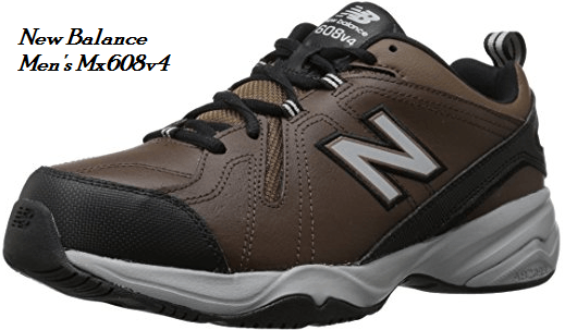 Key Features and Benefits of the New Balance Men's MX608v4 Training Shoe