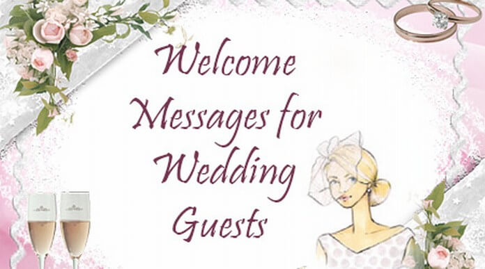Wedding Text Message Invitation: Marriage Ceremony Text