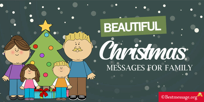Christmas Messages Family 2017 Merry Christmas Wishes