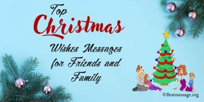 Christmas Wishes For Friends Images