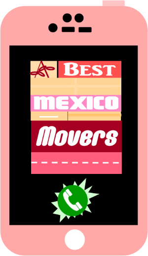 Phone to call Best Mexico Movers 300x518