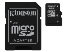 sd card for tablet