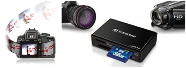 Transcend's Premium SDHC Class 10 Ultra High Speed memory cards