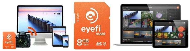 Eyefi Mobi SDHC 8 GB Memory Card 2